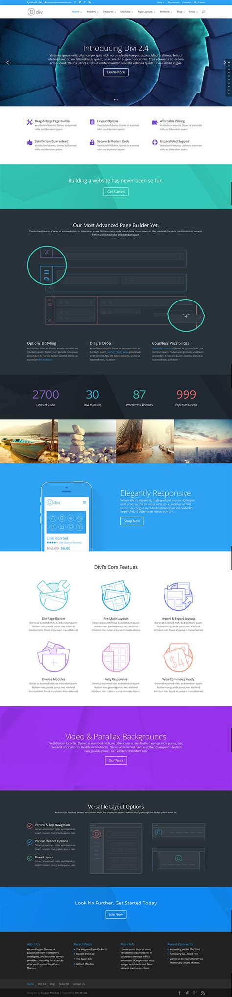 divi themes divi theme review why it is worth all the hype