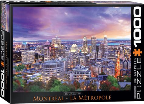 montreal jigsaw puzzles  eurographics