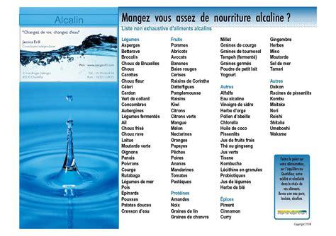 alimenti acidificano calam 233 o aliments acidifiants et aliments alcalinisants