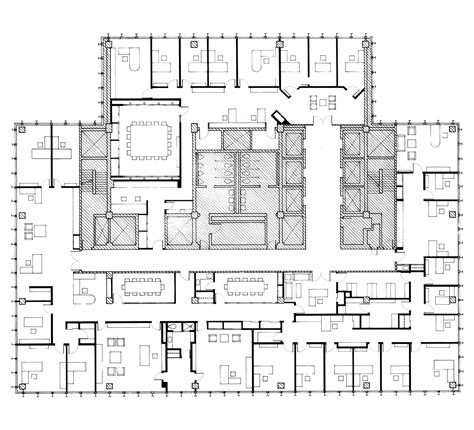 construction floor plan seagram building plan in the seagram building roof