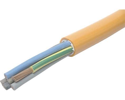 Skun Y 5 5 6 Kabel 6mm kabel pur 5x6 mm 2 orange kaufen bei hornbach ch