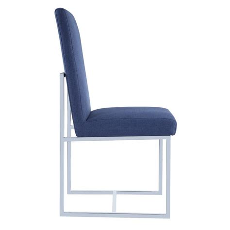 Blue Metal Dining Chairs Blue Metal Dining Chair A Sofa Furniture Outlet Los Angeles Ca