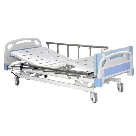 electric beds white adjustable hospital bed rs