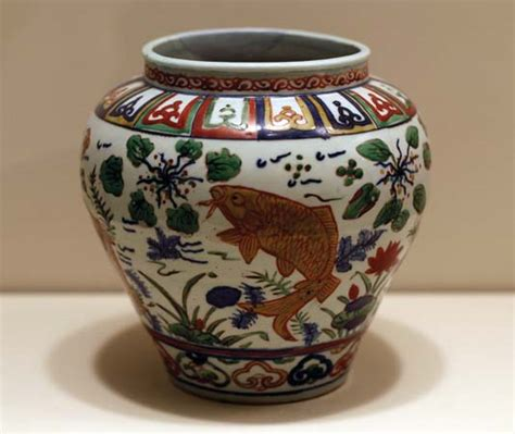 Ming Vases History by Ming Dynasty History Encyclopedia Britannica