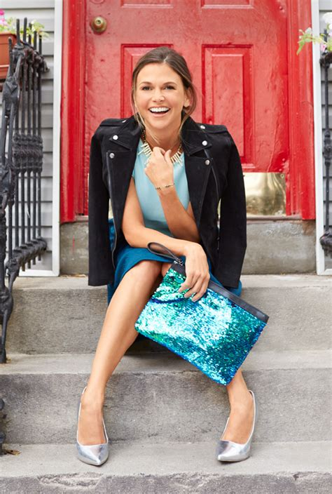 Ideas For Bathroom Colors sutton foster winter fashion younger actress sutton