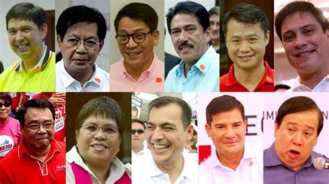 list of senatorial candidates 2016 election philippines senatorial candidates in the philippines
