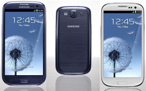 galaxy s3 features samsung galaxy s3 a look features