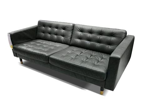 Karlstad Leather Sofa Karlstad Sofa Leather Conceptstructuresllc
