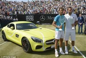 Auto Folieren Nähe Stuttgart by Rafael Nadal Lifts Mercedes Cup After Winning First Title