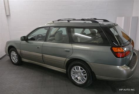 subaru station wagon green 2004 subaru legacy wagon natl seamist green pearl with