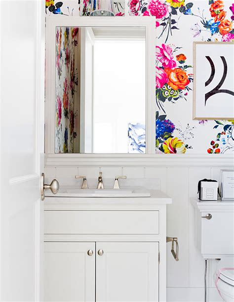 pinterest wallpaper powder room 10 best wallpapered powder rooms from pinterest