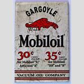 Mobiloil Gargoy...