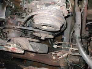 84 gmc sierra c1500 v belt routing truck forum