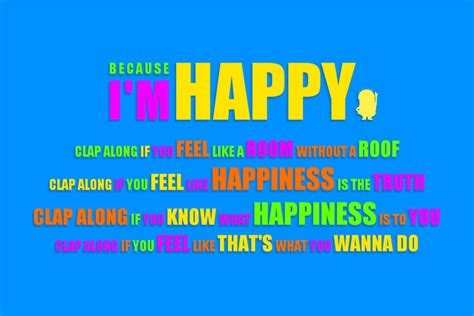 7 Im Happy To In My by Because Im Happy Clipart