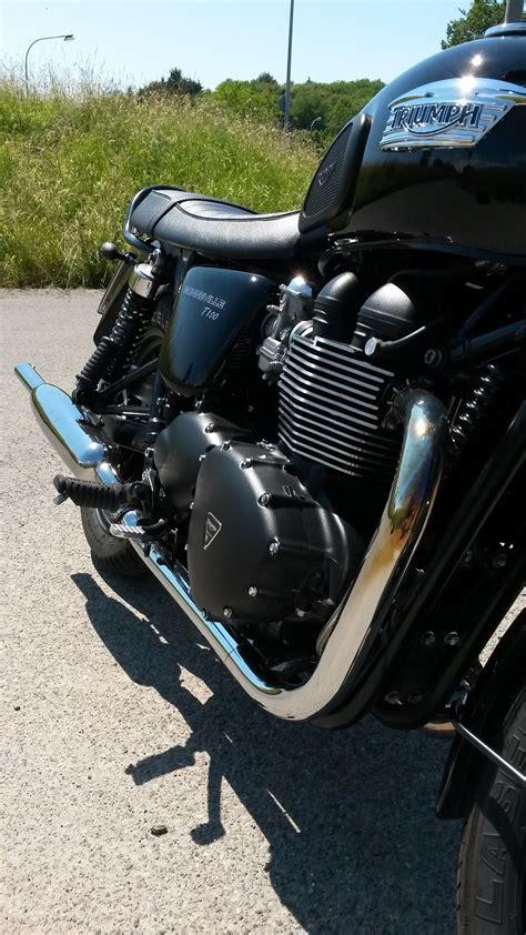 Triumph Motorrad Konstanz by Triumph Bonneville T100 Black Mit Garantie Biete