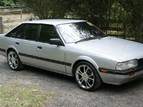 where to buy car manuals 1984 mazda 626 free book repair manuals sweet84mazda 1984 mazda 626 specs photos modification info at cardomain