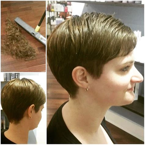 short hair styles cut round the ear 21 flattering pixie haircuts for round faces pretty designs