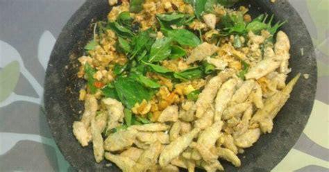 resep ikan wader enak  sederhana cookpad