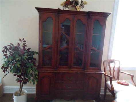 Provincial Dining Room Hutch Malcolm Provincial Buffet Hutch 1960 S Dining