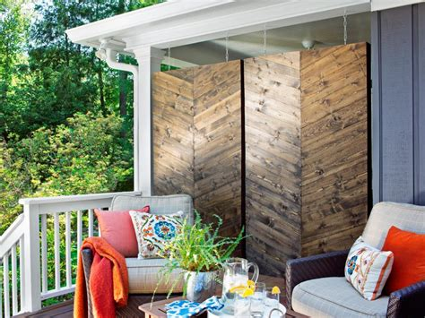 Backyard Privacy Ideas Hgtv Screen Ideas For Backyard Privacy