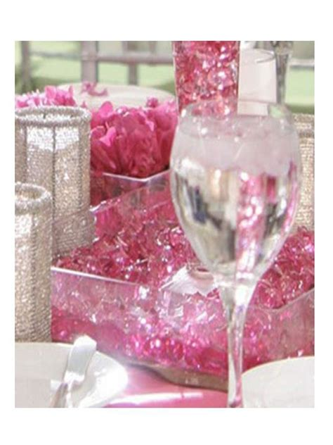 Pink Rocks For Vases by 1000 Images About Ambers Table Decor On Table