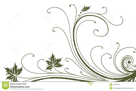 leaf pattern vine vines and leaves pattern stock photo image 13310160