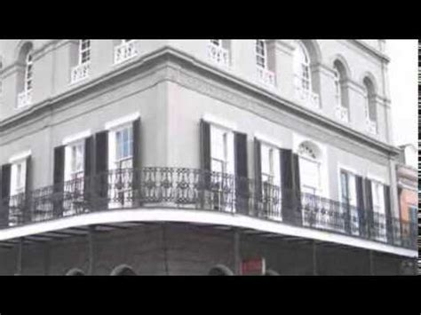 haunted houses in louisiana real haunted houses lalaurie house new orleans louisiana youtube