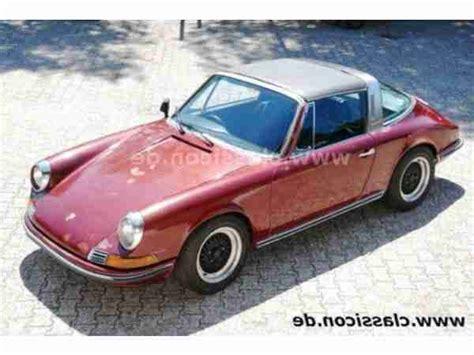 Porsche T Modell by Porsche 911 T 2 2 Targa F Modell Porsche Cars Tolle