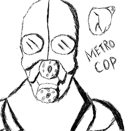 Adam Style Metro Cop Slimber Com Drawing And Painting Online