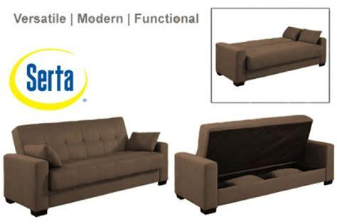 A D Futon Furniture by Napa Sleeper Futon Bed Brown Sleeper Sofa The Futon Shop