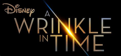 A In A Wrinkle In Time Title Card