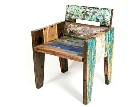 reclaimed wood chair products i