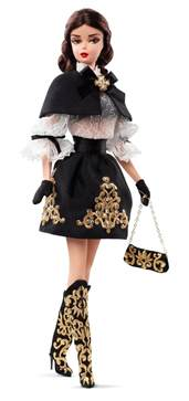 doll collector barbie collector fashion model collection ducissima doll 2014