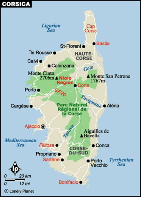 corsica map frequently asked questions about the mediterranean island of corsica