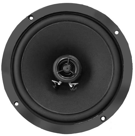 Front Door Speaker 6 5 Inch Premium Ultra Thin Ford F 250 Front Door Replacement Speakers Retrosound