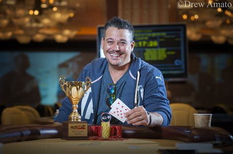 "Survivor Legend ""Boston"" Rob Mariano Wins Second Event at 2016 Run It Up Reno   PokerNews"