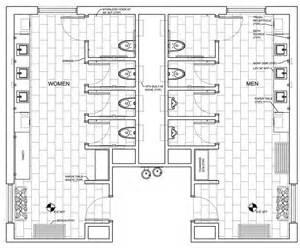 Restroom design public and entrance on pinterest