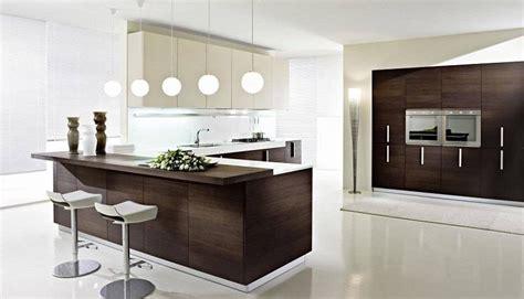 Kitchen Countertops Decorating Ideas by 8 Caracter 237 Sticas De Una Cocina Moderna Decohunter