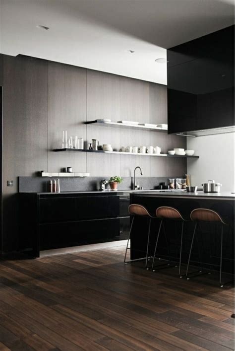 küche holzboden k 252 che moderne k 252 che dunkel moderne k 252 che moderne k 252 che