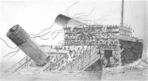 dessin bateau titanic dessin titanic