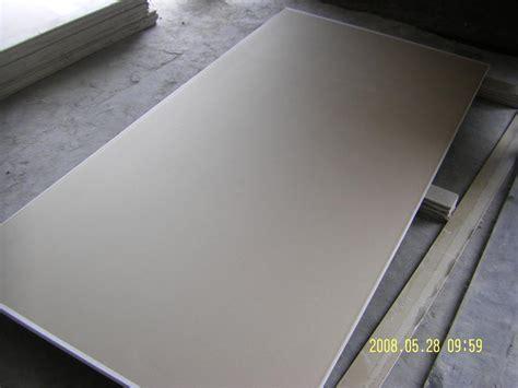 Bor Gypsum paper faced gypsum board from shandong baier building