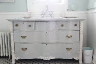 monday makeover bowfront dresser made into master