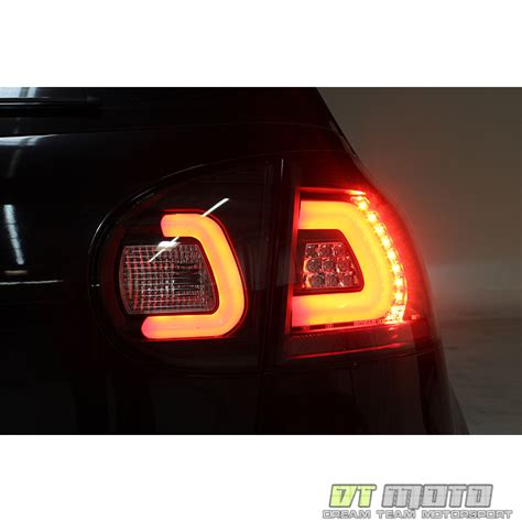 vw gti led lights 06 09 volkswagen rabbit gti golf fiber optic style led