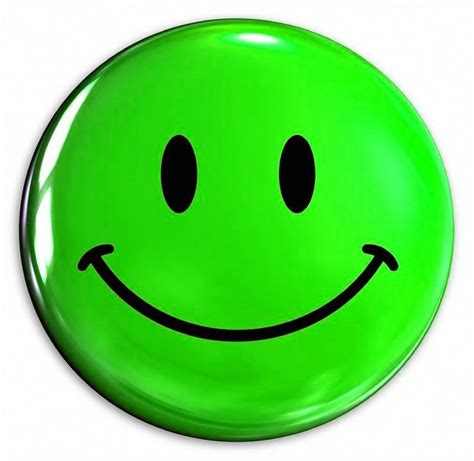 happy green color 6 green smileys with happy face smiley symbol clipart