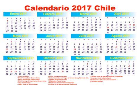Calendario Oficial 2017 Calendario Septiembre 2017 Con Feriados Chile