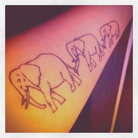 tattoo family elephants 47 elephant family tattoos
