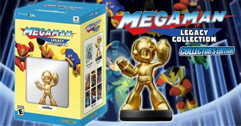 Kaset 3ds Mega Legacy Collection Rockman Corner Mega Legacy Collection Collector S Edition Pre Orders Back Up At Best Buy