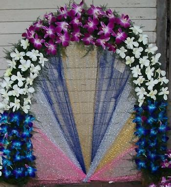 flower decoration for home fresh artificial flowers decoration ganpati decoration