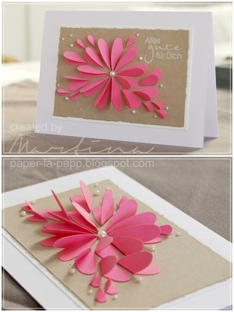 how to make paper flowers for cards 25 paper flower crafts nobiggie