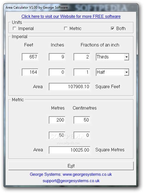 area calculater area calculator download